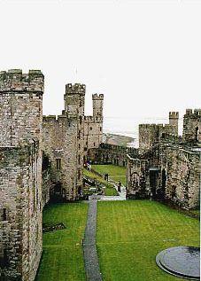 カーナーヴォン城の画像 p1_11